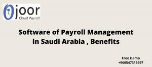 برنامج إدارة الرواتب في المملكة العربية السعودية ، الفوائد